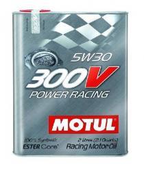 Motor Oil 300V 5W30 2L 300V5W30