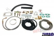 Turbo oil feeding kit T3/T4 TurboWorks CN-UC-021